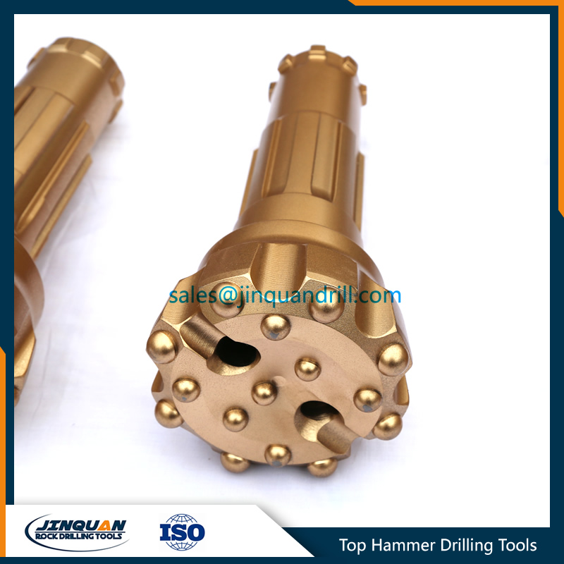 Down The Hole DTH Hammer Bits DTH Drilling Tools Factory